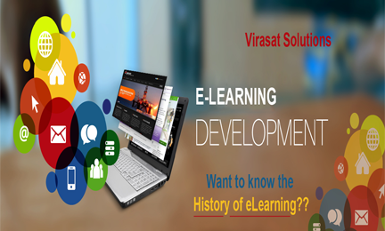 History of eLearning(vLMS)