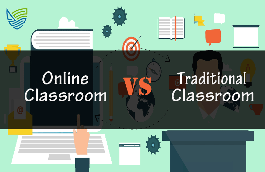 Advantages of Online classroom over traditional classroom
